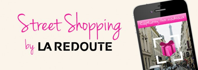 Mobile Street Shopping by La Redoute
