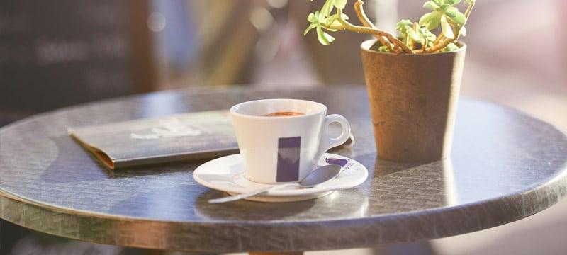 Buvons un café